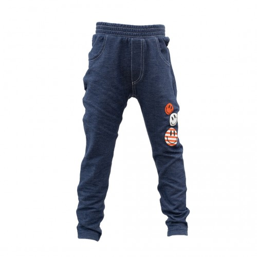B3011 SMILEY DENIM HOSE