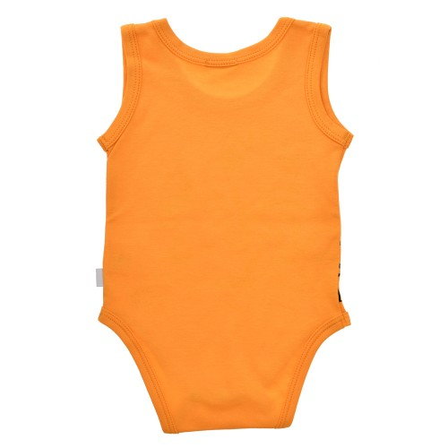 B6012 FOOTPRINT BABY BODY ÄRMELLOS