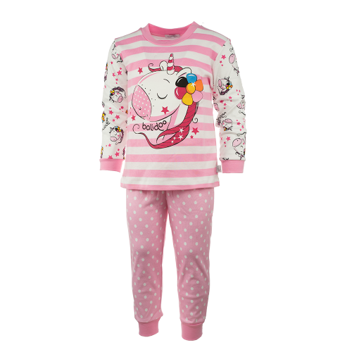 G5002 UNICORN KINDER PYJAMA
