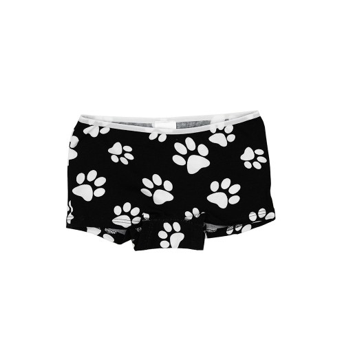 G7004 FOOTPRINT KINDER BOXERSHORTS