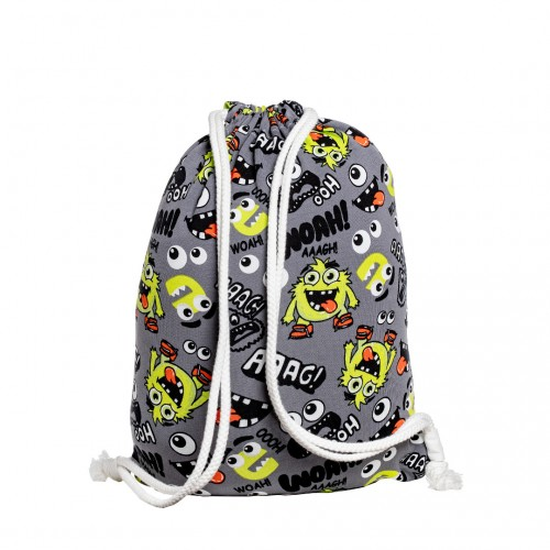 B8018 MONSTER KINDERRUCKSACK